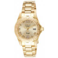 Invicta női 14397 Angel analóg Swiss-Quartz arany színű óra karóra