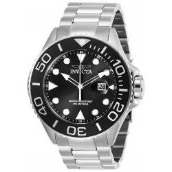 Invicta férfi Pro Diver Quartz Diving óra karóra - szíj, ezüst, 24 (Model: 28765)
