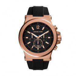 Michael Kors MK8184 férfi klasszikus óra karóra : fekete  Kronográf Óra