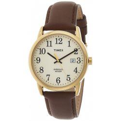 Timex könnyű Reader 38mm bőr szíj óra karóra