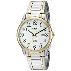 Timex könnyű Reader dátumExpansion szíj 38mm óra karóra