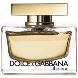 Dolce & Gabbana the one EDP 30ml Hölgyeknek női parfüm