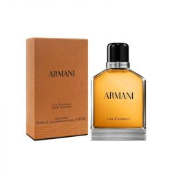 Giorgio Armani Eau D'Aromes EDT 100 ml uraknak férfi parfüm