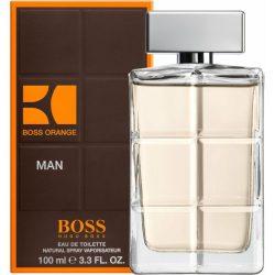 Hugo Boss Boss narancssárga EDT 75 ml hölgyeknek női parfüm