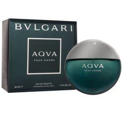 Bvlgari Aqva EDT 50ML uranknak férfi parfüm