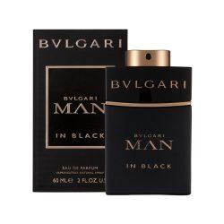 Bvlgari  férfi in fekete EDP 60 ml uranknak férfi parfüm
