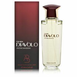 Antonio szíjeras Diavolo EDT 100 ml uraknak férfi parfüm